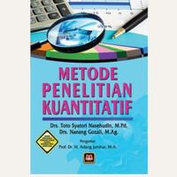 Metode penelitian kuantitatiff