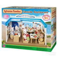 Rumah Makan Sylvanian Family Seaside Restaurant Cafe Tepi Laut