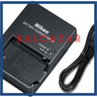 charger kamera nikon mh24 mh-24 baterai en-el14 d3100 d3200 D5100 good