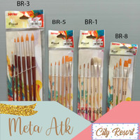 Brush / Kuas Cat Air / Lukis / Acrylic Joyko