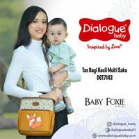 DIALOGUE Small Diaper Bag Baby FOXIE Series DGT 7143 - Tas Bayi Kecil