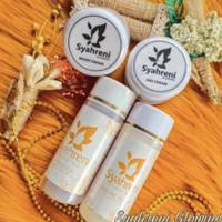BPOM skincare Cream syahreni glowing super set syahraeni ori syr krim