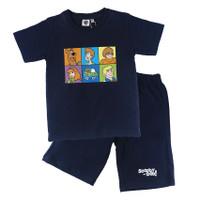 KIDS ICON - Setelan Anak Laki-laki Scooby Doo 03-36 Bln - SC7K0400200