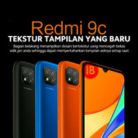Xiaomi Redmi 9C 4/64 Ram 4GB Internal 64GB Garansi Resmi