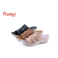 Fladeo I20/LDJ289-2KR/Sandal For Ladies [ Wedges Style ]