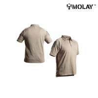 Kaos Polo Molay™ Advanced Striker Performance Shirt