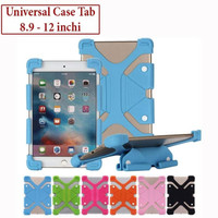 Evercoss ETab 10 Prime X9 Soft Case Casing Standing Cover Kids Anak