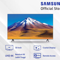 LED TV SAMSUNG 50INCH 50TU6900 SMART TV Crystal UHD 4K New 2020