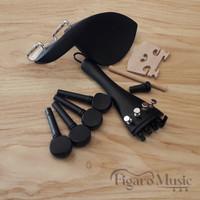 Biola Set Parts / Boxwood Black - Violin Spare Part 4/4