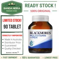 Blackmores Multivitamin For Men 90 Tablet