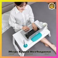 Meja Belajar Lipat / Meja Laptop Murah Serbaguna Portable Minimalis
