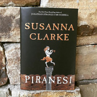 Piranesi Novel by Susanna Clarke