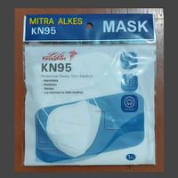Protective Mask KN95. Masker KN 95. Masker KN-95. Protektive Mask.