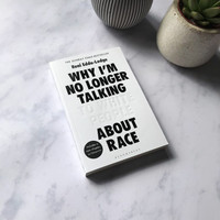 Why I'm No Longer Talking to White People About Race Book by Reni