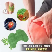 Knee Pain Relief Patch - Pereda Nyeri Anti Nyeri Lutut Koyo Lutut