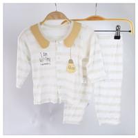 Piyama Bayi / Baju Tidur Bayi 9-36M Bahan Breathable Kualitas Premium - 6-12 bulan