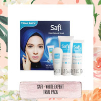 SAFI - WHITE EXPERT TRIAL PACK / TRAVEL PACK