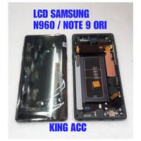 LCD TOUCHSCREEN FRAME SAMSUNG GALAXY NOTE 9 N960 ORIGINAL