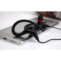HEADSET SPORT EXTRA BASS WITH MICROPHONE SF-878 SPORTY HANDSFREE SPORT