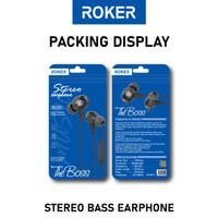 Handsfree/Earphone Roker The Boss