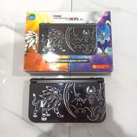 New Nintendo 3DS XL Pokemon Solgaleo Lunala Edition