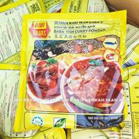 Babas Fish Curry Powder 250 gr / Bumbu Kari Ikan Malaysia