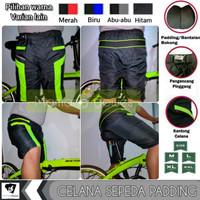 Celana Sepeda Padding Shimano pendek