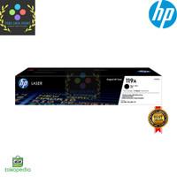 Toner HP LaserJet 119A Black W2090A Original - Hitam