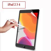 iPad 2 3 4 Anti Gores Glare Paperlike Screen Protector Guard Matte