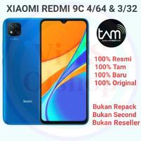 Xiaomi Redmi 9c 4/64 & 3/32 Resmi Tam