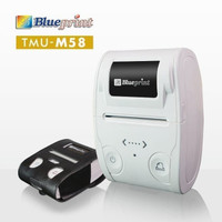 PRINTER THERMAL BLUEPRINT PORTABLE BLUETOOTH TMU-M58 [BP-TMUM58]