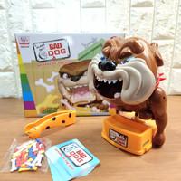 Mainan Beware Of Bad Dog Running Man Anjing Galak