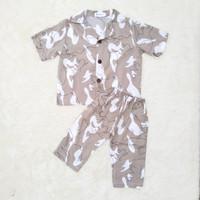 Yasa Set Aglaia (Setelan Anak / Pajamas Anak)