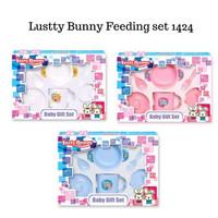 Lusty Bunny Feeding Set LB 1424 Isi 6 pcs