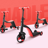 Mainan scooter / anak nadle roda 3, 3 in 1 (high quality)