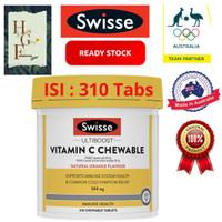 Swisse Ultiboost Vitamin C Chewable 310 Tablets