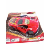 Mainan Mobilan Pullback Racing seri Mobil Mewah