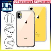 Case iPhone XS Max/ XS X/ XR OCTAGUARD Dual Full Clear Casing