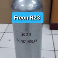 freon R23 untuk intalasi medis