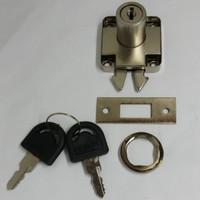 Kunci Laci Mekar HL 505 HUBEN Lemari pintu geser sliding Laci Loker