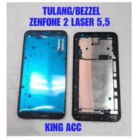 FRAME DUDUKAN TENGAH LCD ASUS ZENFONE 2 LASER 5.5 ZE550KL ORIGINAL