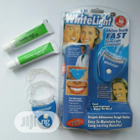 Pemutih Gigi Tekhnologi LED WHITELIGHT TEETH WHITENING (100% ORIGINAL)