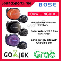 ORIGINAL Bose SoundSport Free Truly Wireless Earphone Sound Sport