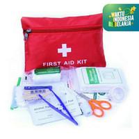 KOTAK P3K 13in1 Travel First Aid Kit Bag Tas Obat P3K 13in1 Darurat