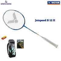 NEW Raket Badminton Victor Jetspeed S 12 II / JS12 II /JS-12II /JS12II