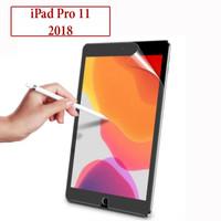 iPad Pro 11 2018 Anti Gores Glare Paperlike Screen Guard Matte Doff