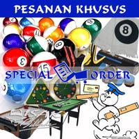 Special Request - Pesanan Khusus Budi