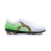 SEPATU BOLA ORTUSEIGHT CATALYST CYPHER FG (White Green) 100% ORIGINAL