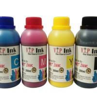 Paket Tinta Art Paper Epson 250ml 4 Botol Vip ink Grade A Korea Qualit