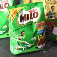 Nestle MILO ACTIV GO 1 KG Susu Cokelat Bubuk Chocolate Milk Coklat